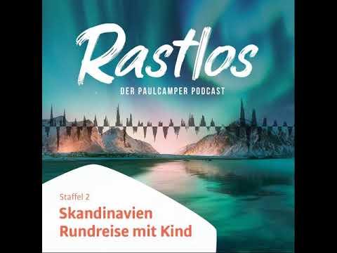 Folge 6: Ein Leben voller Zimtschnecken - was will man mehr? - Rastlos - Der PaulCamper Podcast