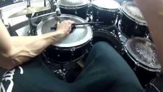 Ke$ha - Blow - Drum Cover (Acoustic/Deconstructed Version - Kesha)