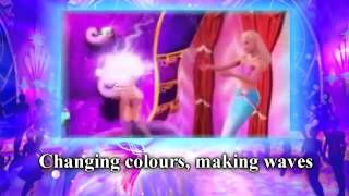 Barbie™   The Pearl Princess 'Light Up The World' Lyrics