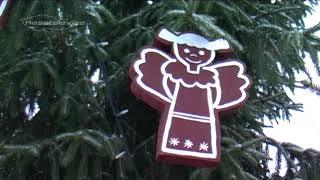 PECKA – Rozsvícení vánočního stromu