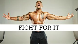 FIGHT FOR IT! | Aesthetic Fitness Motivation