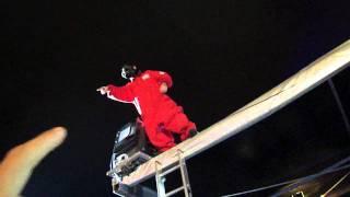 Sid Wilson mosh at Rock in Rio 2011 - Slipknot