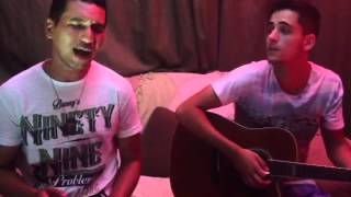 Murilo e Diego -  Que mal te fiz eu (cover)
