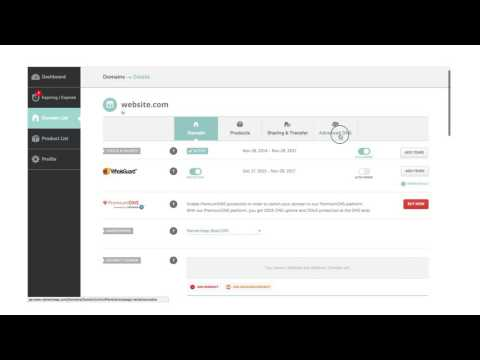 How to Add a CNAME Record using Namecheap - White Label Dashboard Setup Tutorial