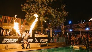 12 Hour Poolparty - Masters of Dirt x Pratersauna