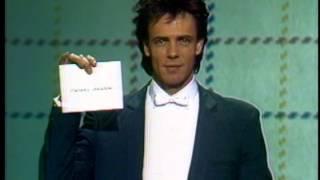 Michael Jackson Wins Favorite Pop Male - AMA 1984