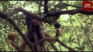 A banda que toca heavy metal em tupi-guarani