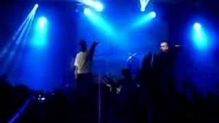 "Azad ""Locked Up"" Live @ Volkspalast"