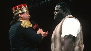 Primera aparición de Mark Henry en WWE Raw
