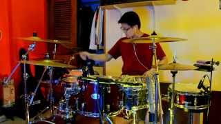 Heroes (We Could Be) - Alesso ft. Tove Lo (Drum Cover)