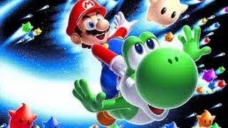 Super Mario Galaxy Family on Piano
