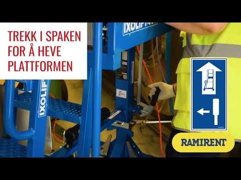 IXOLIFT Training Video RAMIRENT