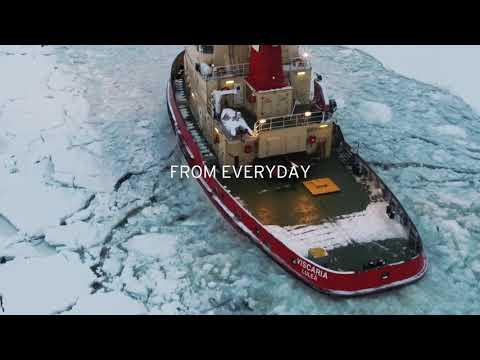 LULEÅ POWER // Breaking the ice of the Bothnian Bay