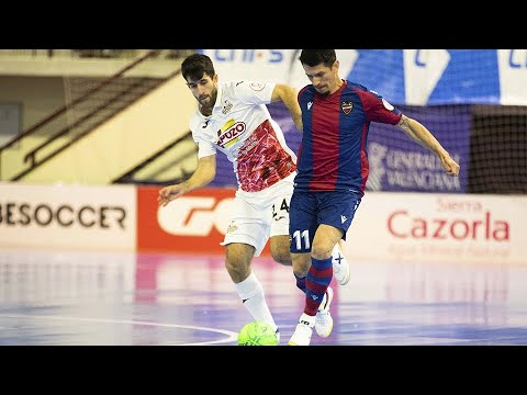 Levante UD   ElPozo Murcia Costa Calida Jornada 22 Temp 20 21