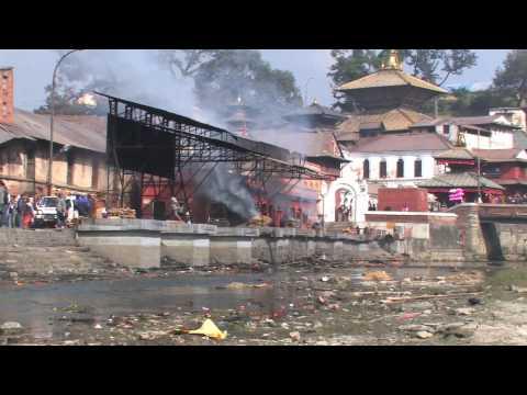 Pashupatinath – UNESCO world heritage site in Kathmandu , Nepal