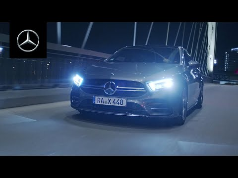 Mercedes-AMG A-Class – Chase Your Dreams