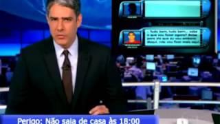 TOQUE DE RECOLHER! PERIGO!!!       kkkkkkkkkkkkkk