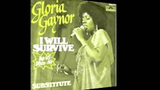 GLORIA GAYNOR I Will Survive Original Single Version