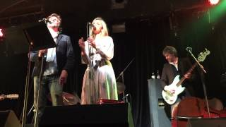 Tex Perkins and Justine Clarke Some Velvet Morning Lee Hazelwood and Nancy Sinatra