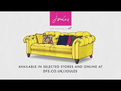 joules.com & Joules Promo Code video: Introducing Joules at DFS
