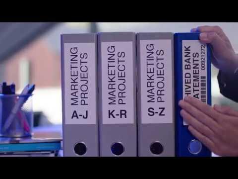 QL-Etikettendrucker   Büroanwendungen