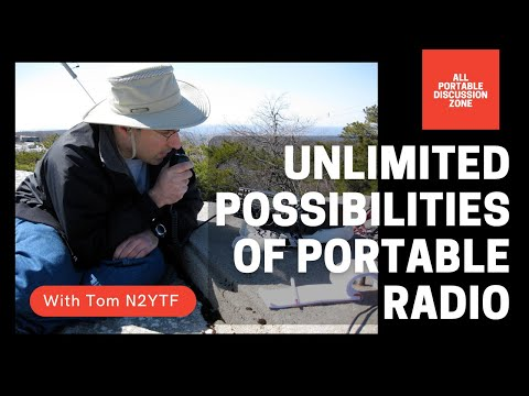 The Unlimited Possibilities of Portable Radio