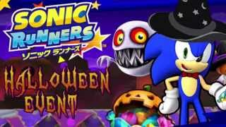 Sonic Runners(Halloween Event)~Theme