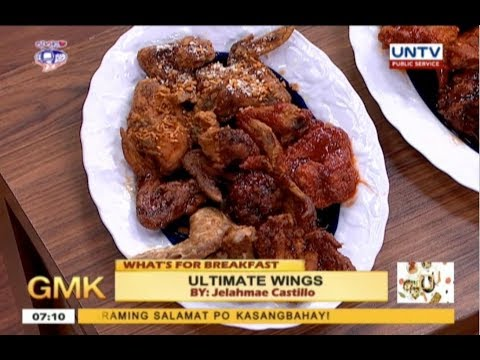 Ultimate Wings | What's For Breakfast