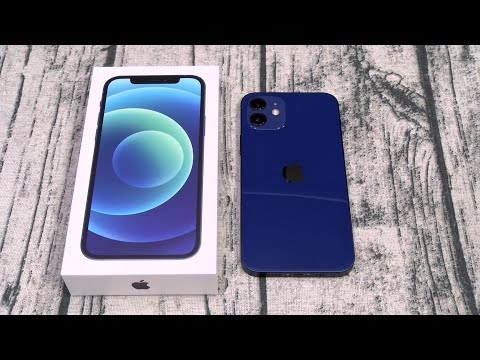 iPhone 12 - Unboxing and First Impressions