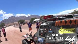 Dakar 2016 live arrivée de spéciale 2