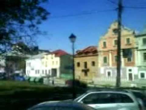 По центру Каменца-Подольского Kamyanets-Podilsky city centre