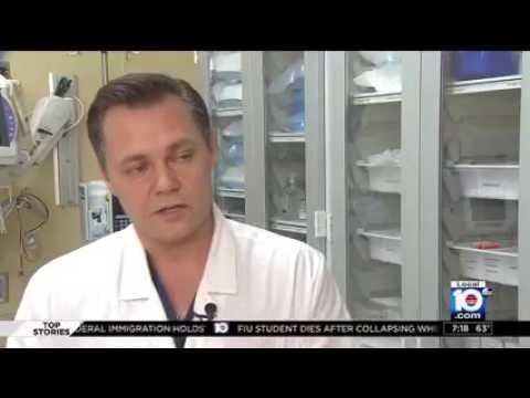 Dr. Nichiporenko Featured on Local 10