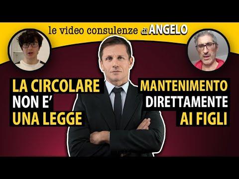 Le video consulenze di Angelo #2 | avv. Angelo Greco