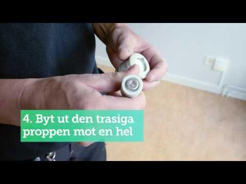 Så här kontrollerar du proppskåpet när strömmen har gått