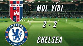 MOL VIDI 2 - 2 CHELSEA HD HIGHLIGHTS