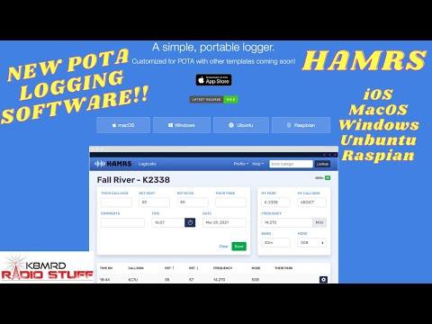 Copy of HAMRS | POTA LOGGING SOFTWARE