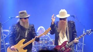 ZZ Top - Cheap Sunglasses (PNE 2017)