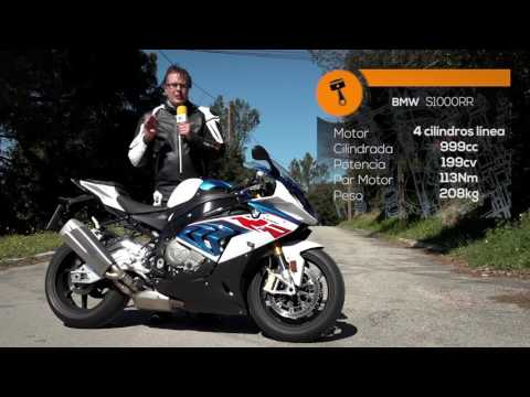Motosx1000 : Test BMW S1000RR  MY2017