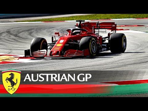 Austrian Grand Prix Preview - Scuderia Ferrari 2020
