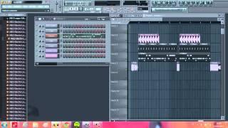 Firebeatz - Gangster [DROP] fl studio