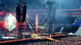 ColdPlay – Live – Lyon 2017 – Intro  A Head Full of Dreams