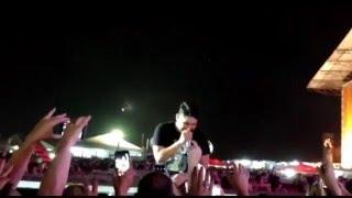 Jorge cantando bêbado em Show  na cidade de Gravatá - Pernambuco.