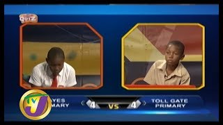 TVJ Quest For Quiz: Hayes Primary vs Toll Gate Primary - August 21 2019