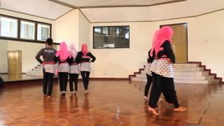 Tari Cindai-Siti Nurhaliza (Mahasiswa PGSD UAD Yogyakarta) width=