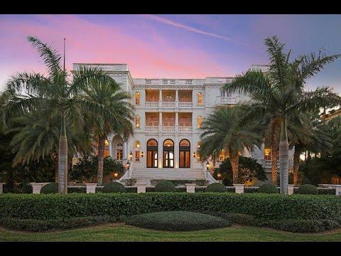 Serenissima, Longboat Key: One of Florida's Finest Homes