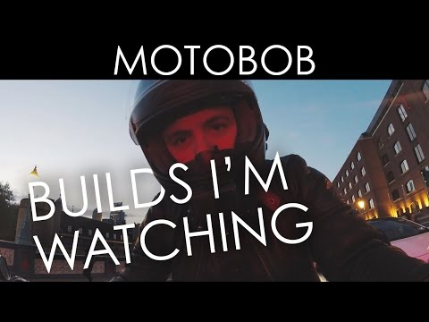5 Build Series I'm Watching (C2W, Jish, Stories of Bike, For The Bold, Motonosity)