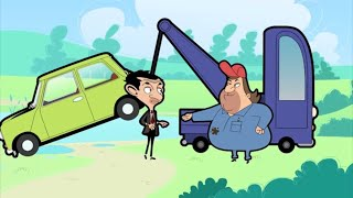 Car War | Mr. Bean Cartoon World