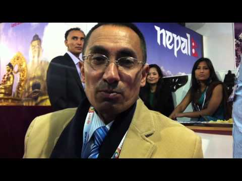 Nepal Tourism Board at World Travel Market 2012