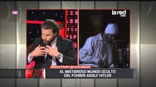 """Doctor File: """"Nostradamus calificó a Hitler como el segundo anticristo"""""""