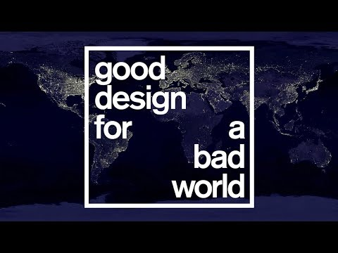 Highlights of Dezeen's Anthropocene talk for Good Design for a Bad World | Design | Dezeen